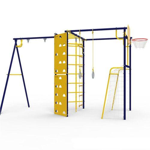 Детский спортивный комплекс для дачи ROKIDS УДСК-7.2 Атлет-К Фото 2