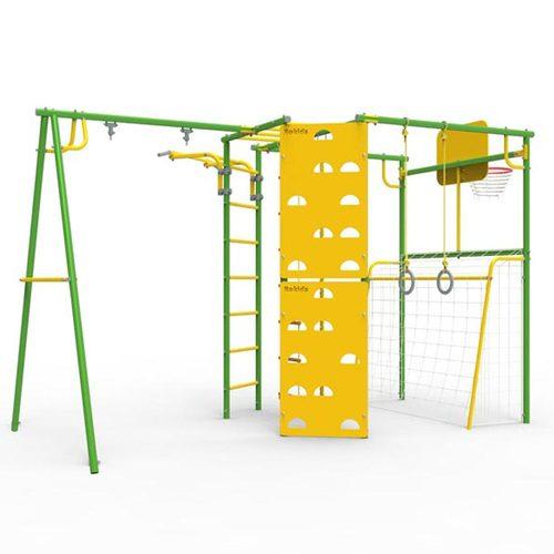 Детский спортивный комплекс для дачи ROKIDS УДСК-7.2 Атлет-К Фото 3