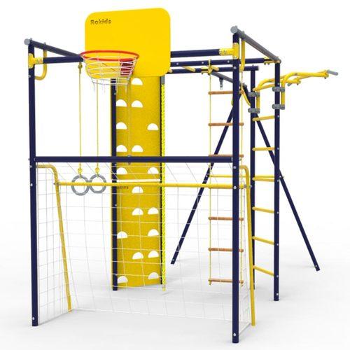 Детский спортивный комплекс для дачи ROKIDS УДСК-7.2 Атлет-К Фото 5
