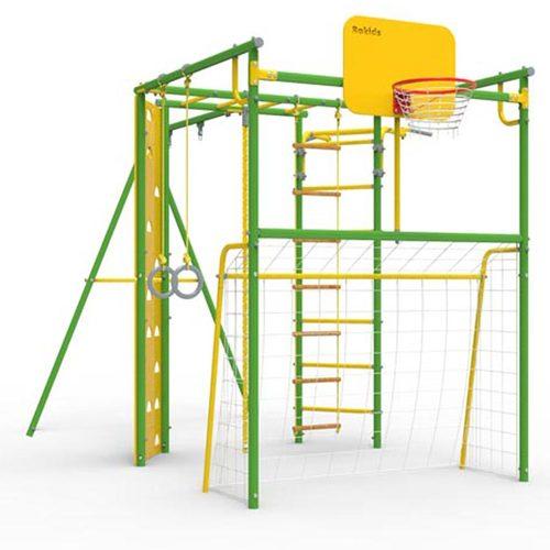 Детский спортивный комплекс для дачи ROKIDS УДСК-7.2 Атлет-К Фото 6