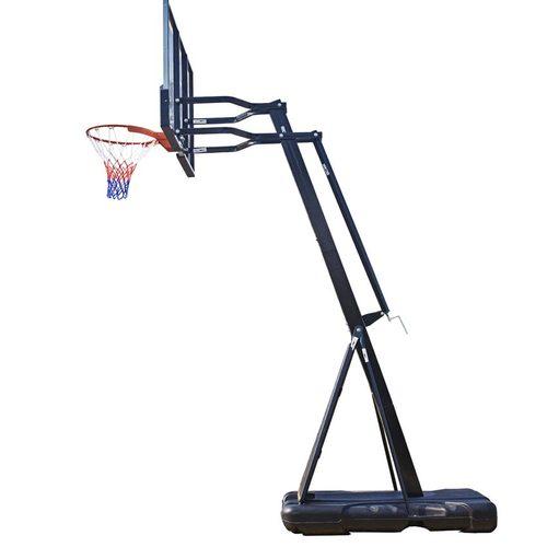 """Баскетбольная стойка PROXIMA 54"""", стекло, S027 Фото 4"""