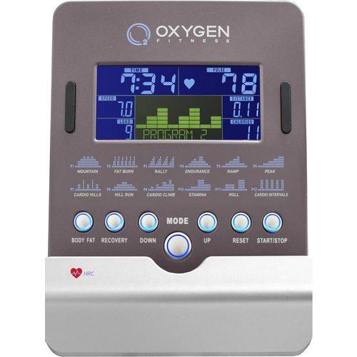 Велотренажер Oxygen Nexus Guru UB HRC Фото 1