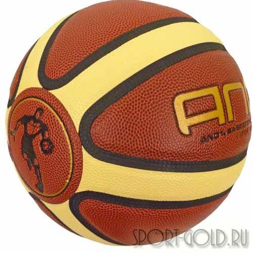 Баскетбольный мяч AND1 Legend Фото 1