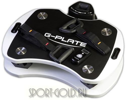 Виброплатформа G-Plate G 1.0 Белая/Венге Фото 2