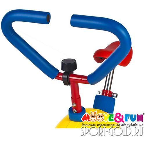 Детский велотренажер Moove&Fun SH-02W Фото 1