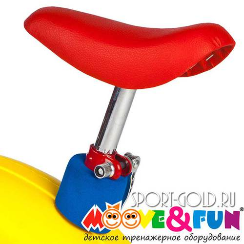 Детский велотренажер Moove&Fun SH-02C Фото 3