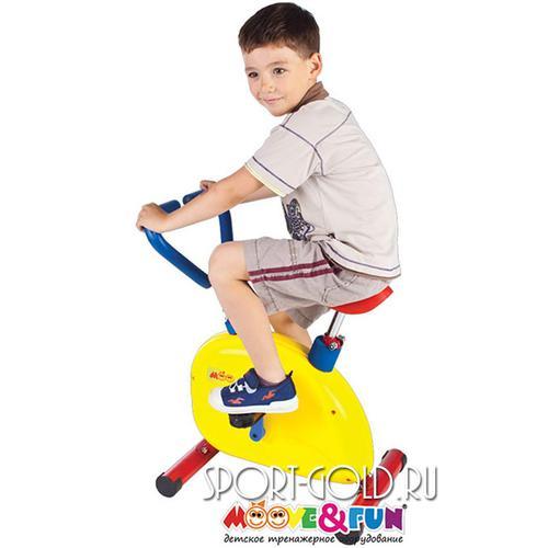 Детский велотренажер Moove&Fun SH-02C Фото 5