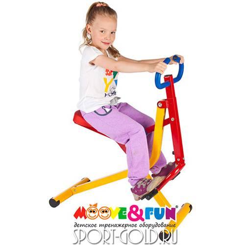 Детский тренажер Moove&Fun Наездник SH-08 Фото 2
