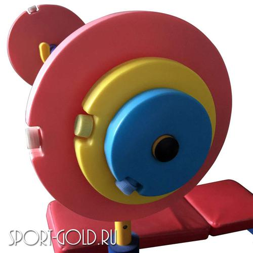 Детский тренажер DFC Скамья для жима VT-2400 Фото 2