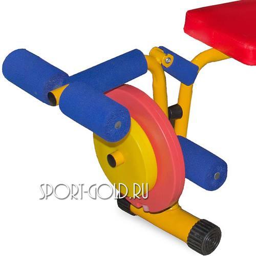 Детский тренажер DFC Скамья для жима VT-2400 Фото 1