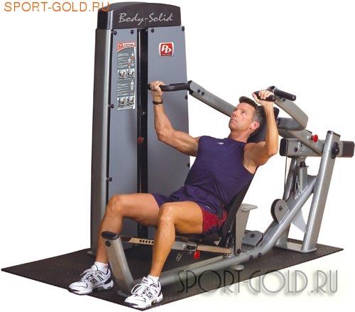 Силовой тренажер Body Solid ProDual DPRS-SF
