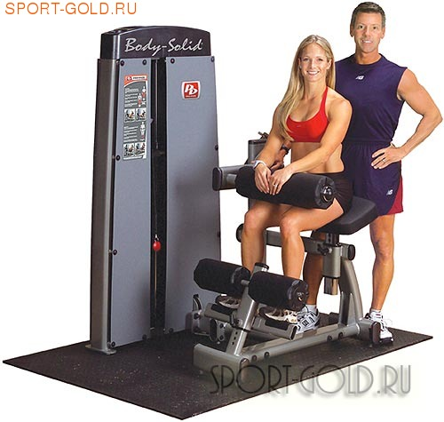 Силовой тренажер Body Solid ProDual DABB-SF