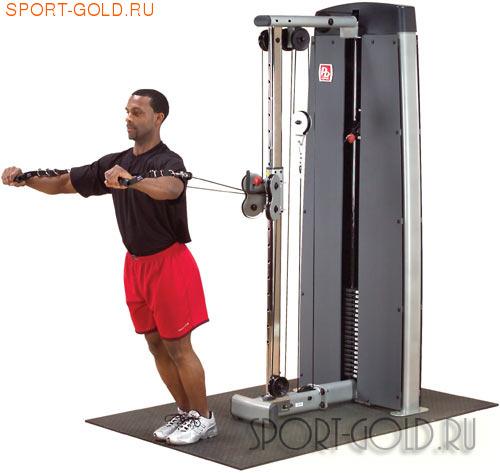 Силовой тренажер Body Solid ProDual DPCC-SF