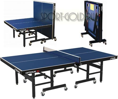 Теннисный стол STIGA Optimum 30, ITTF