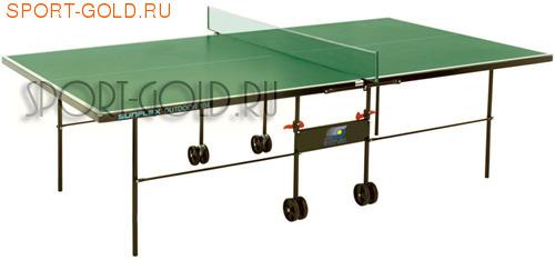 Теннисный стол SUNFLEX Outdoor (зеленый)