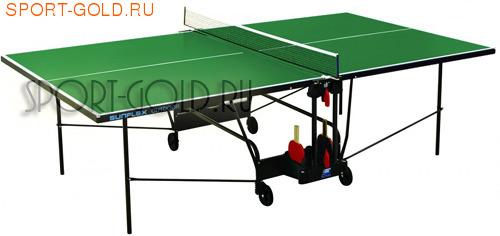 Теннисный стол SUNFLEX Outdoor Fun (зеленый)