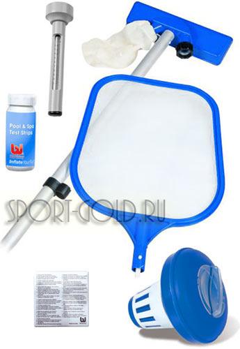 Дополнительный аксессуар для бассейна Bestway Набор для чистки 58195