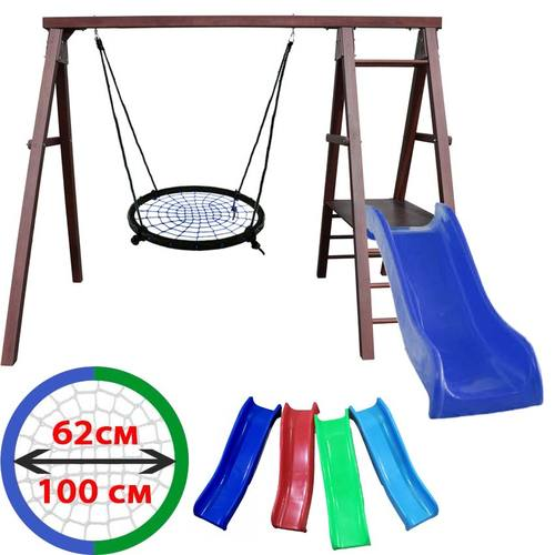 Детский спортивный комплекс для дачи Kampfer Lucky
