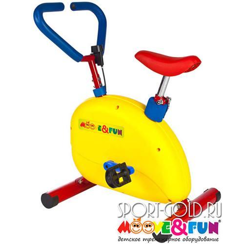 Детский велотренажер Moove&Fun SH-02W