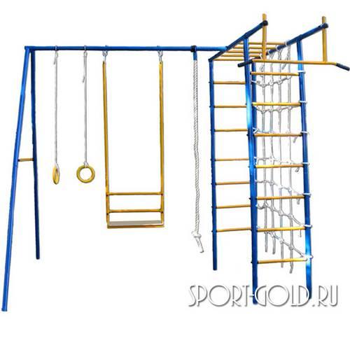 Детский спортивный комплекс для дачи Kampfer Active game