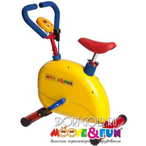 Детский велотренажер Moove&Fun SH-02C