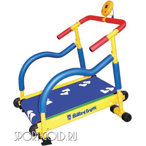 Детская беговая дорожка Baby Gym LEM-KTM-002