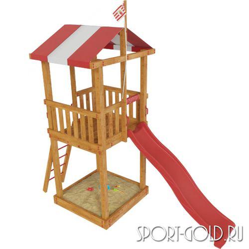 Детский спортивный комплекс для дачи САМСОН Бремен