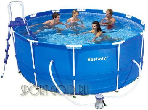 Бассейн Bestway 56420 с фильтром и аксессуарами