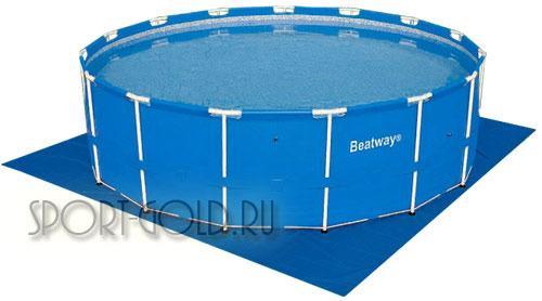 Дополнительный аксессуар для бассейна Bestway Защитное покрытие квадратное