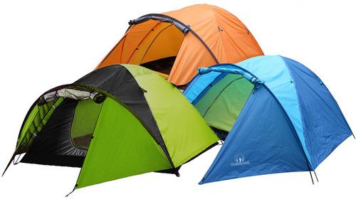 Туристическая палатка Greenwood Target 2
