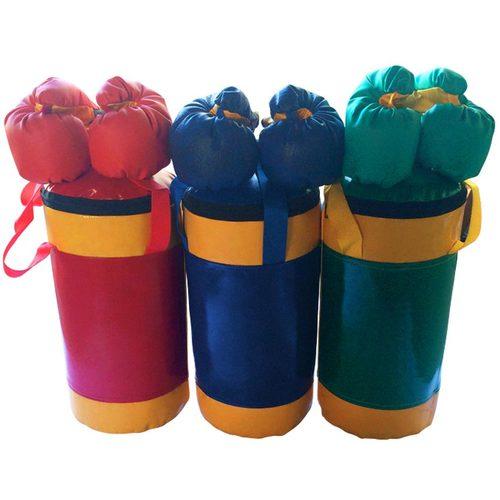 Боксерский мешок АССОРТИ №2 с перчатками
