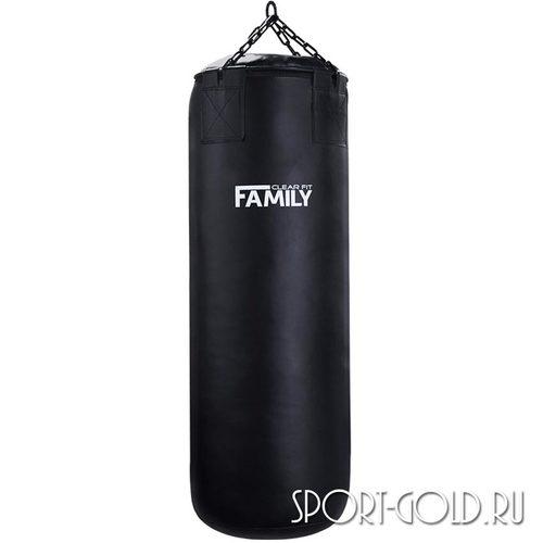 Боксерский мешок FAMILY PNK 60-120, 60 кг, кожа