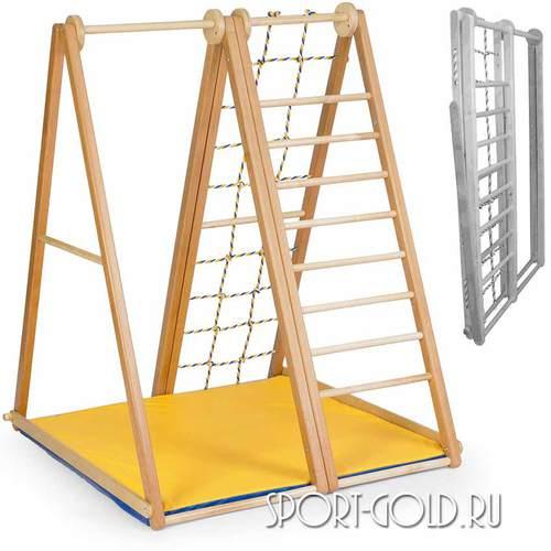 Детский спортивный комплекс Kidwood Березка