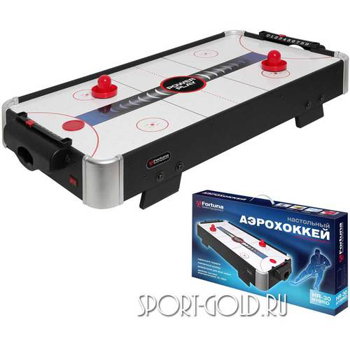 Настольный аэрохоккей Fortuna Power Play Hybrid HR-30