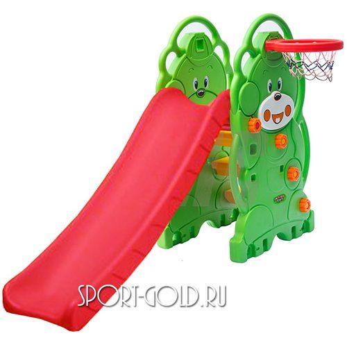 Детская горка Perfetto Sport Обезьянка PS-022