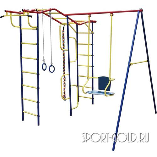 Детский спортивный комплекс для дачи ПИОНЕР Вираж