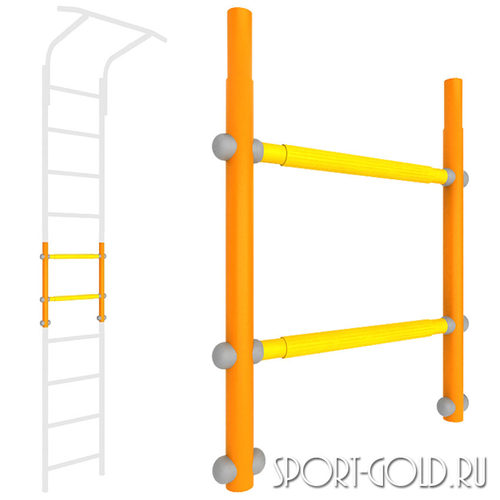 Аксессуар для ДСК ROMANA Вставка 2х410, высота 52 см