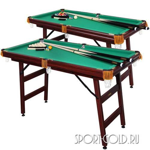 Бильядный стол Fortuna Русская Пирамида, Пул 4фт