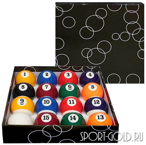 Бильярдные шары STANDARD Pool