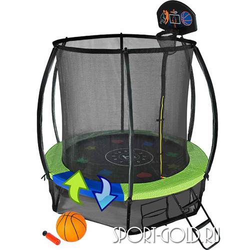 Батут Hasttings Air Game Basketball 8ft (2,44 м)