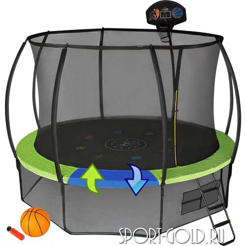 Батут Hasttings Air Game Basketball 12ft (3,66 м)