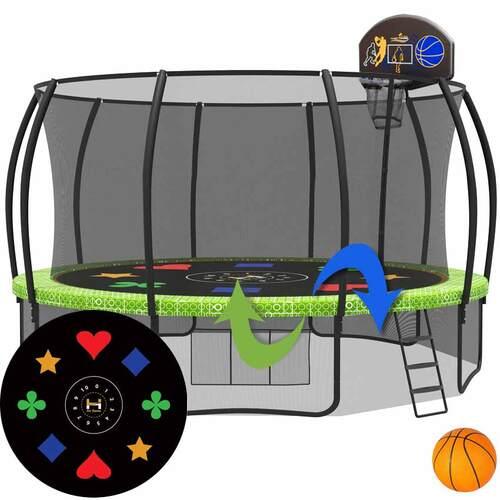 Батут Hasttings Air Game Basketball 15ft (4,6 м)