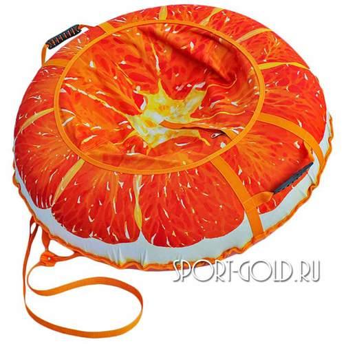 Тюбинг МИТЕК Сочный Апельсин 95 см, 110 см