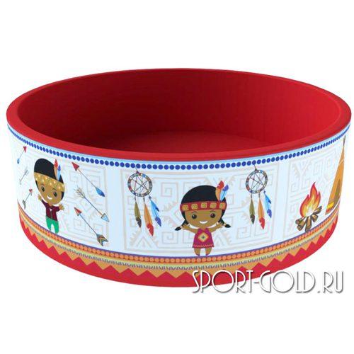 Сухой бассейн ROMANA Индейцы без шариков