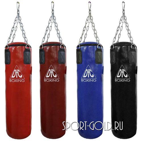 Боксерский мешок DFC HBPV2.1, 100х30 см, 30 кг, ПВХ