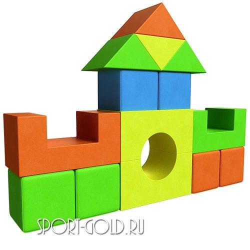 Мягкий конструктор ROMANA Строительный набор