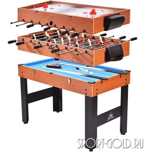 """Игровой стол Трансформер DFC Solid 48"""", 3 в 1"""