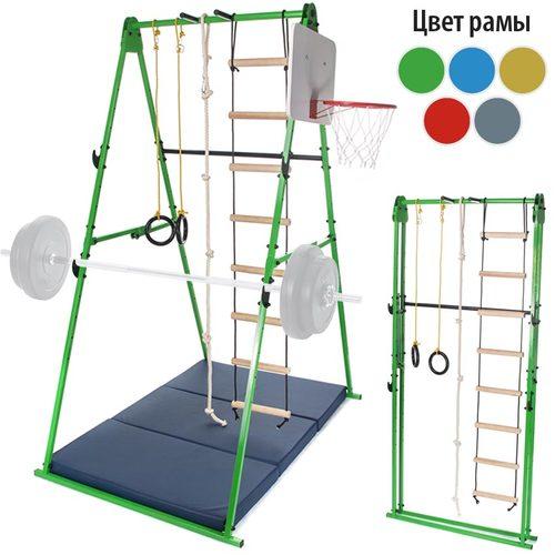 Детский спортивный комплекс КАЧАЙ Семейный К-001