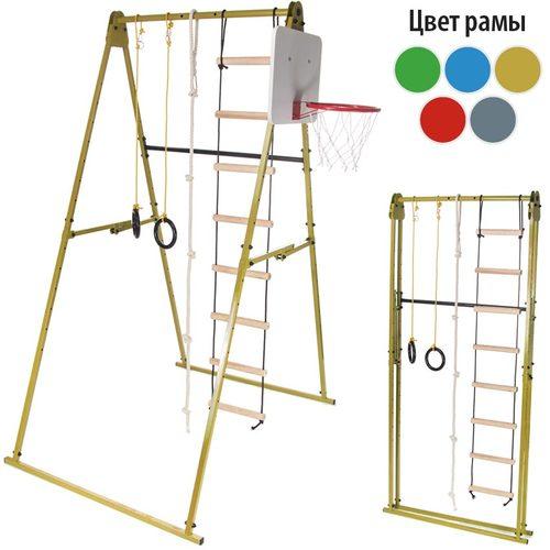 Детский спортивный комплекс КАЧАЙ Макси (без матов) К-004
