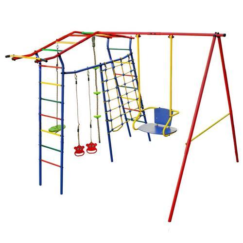 Детский спортивный комплекс для дачи КМС Игромания-1 Скалолаз